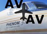Air Hamburg увеличивает парк Embraer Phenom 300